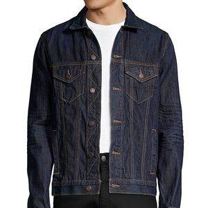 mens lucky brand the trucker jacket - NWT